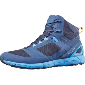 Haglöfs M's Strive Mid GT Shoes BLUE INK/BLUE AGATE